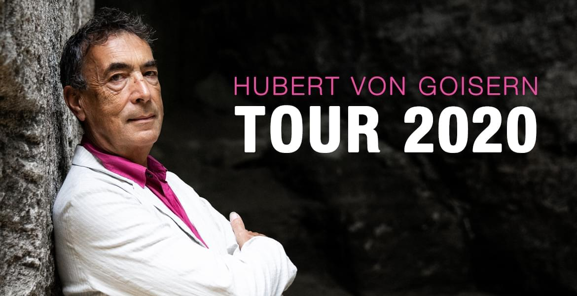 Tickets Hubert von Goisern, TOUR 2020 in Hamburg
